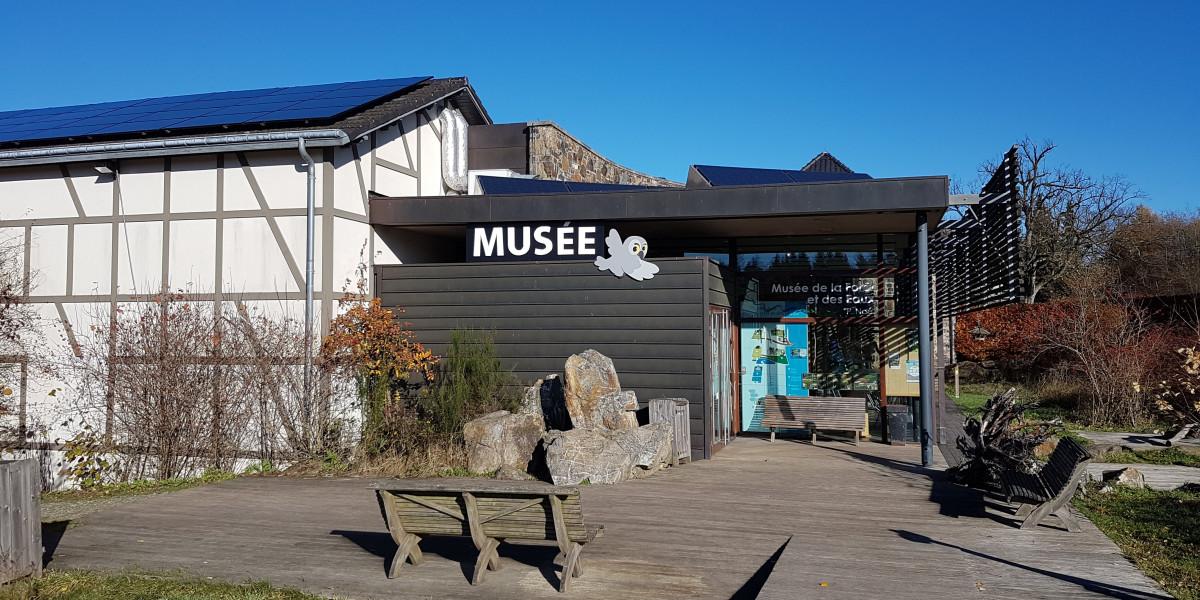 Bos- en Watermuseum 'P. Noé'