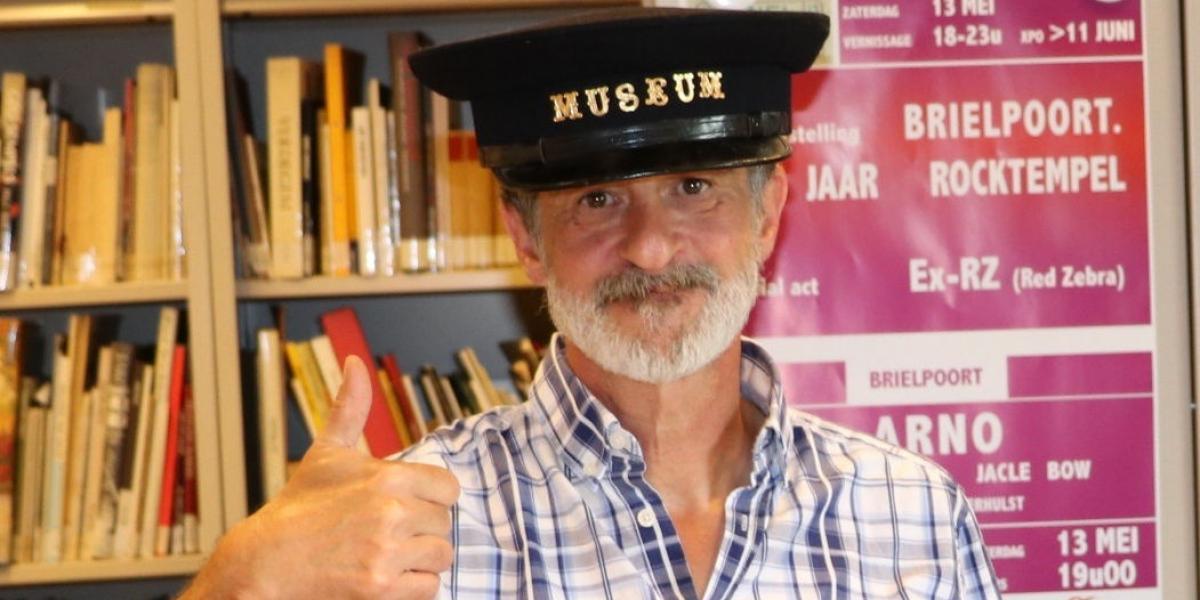 Dirk Haesaert, vrijwilliger bij mudel.