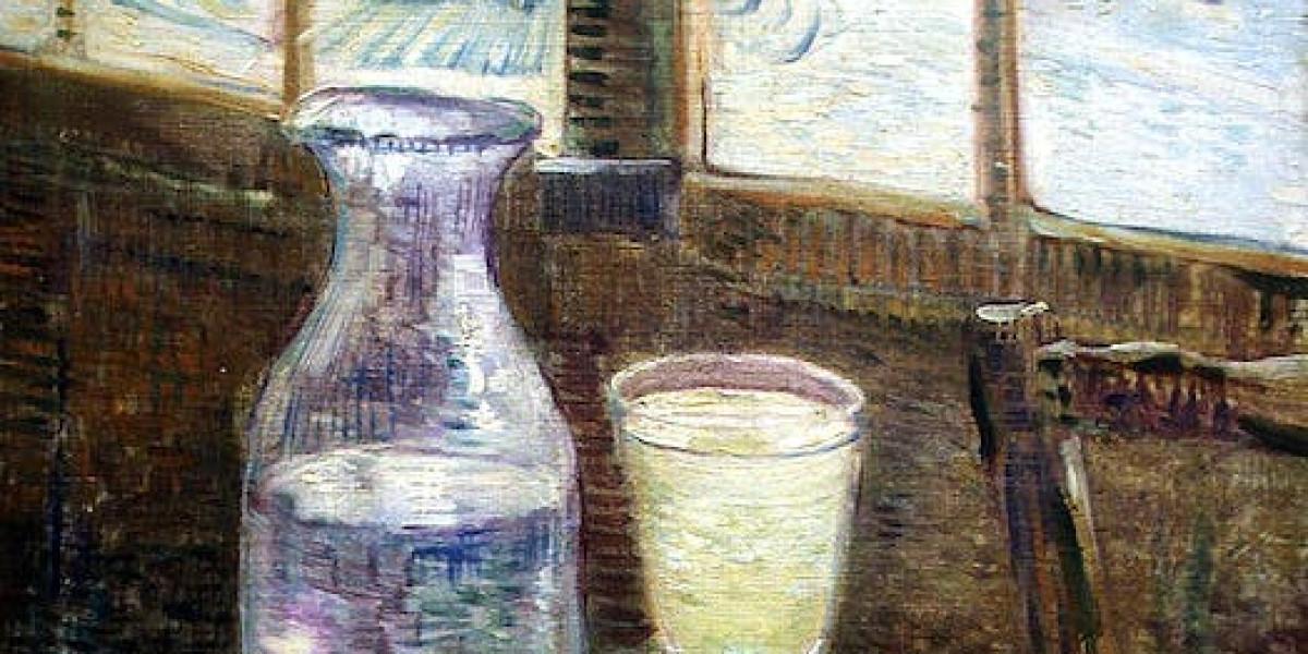 L'Absinthe', 1887, Vincent van Gogh (1853–90). Van Gogh Museum, Amsterdam