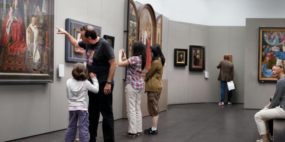 Saskia Desmidt – Groeningemuseum (detail)