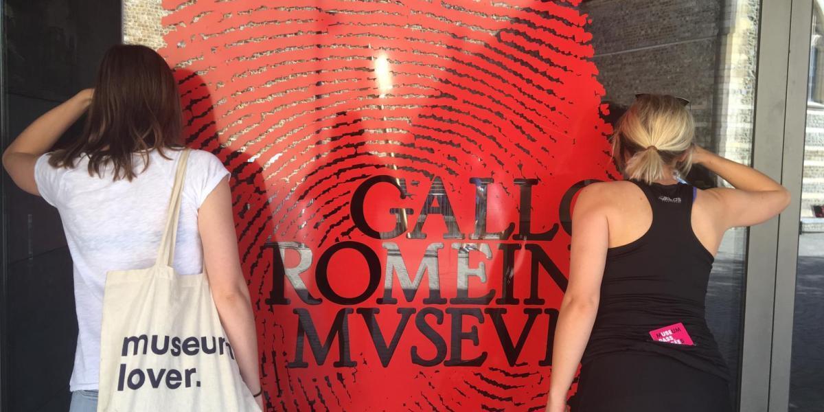 Envoyées spéciales au Musée gallo-romain