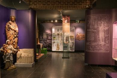 Musea rond prehistorie en archeologie