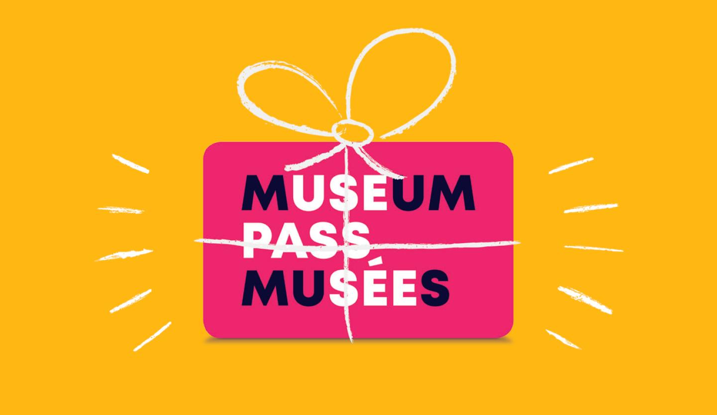 Idée cadeau pass musées