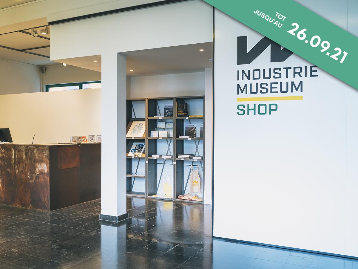 Industriemuseum - Extra voordeel museumpas