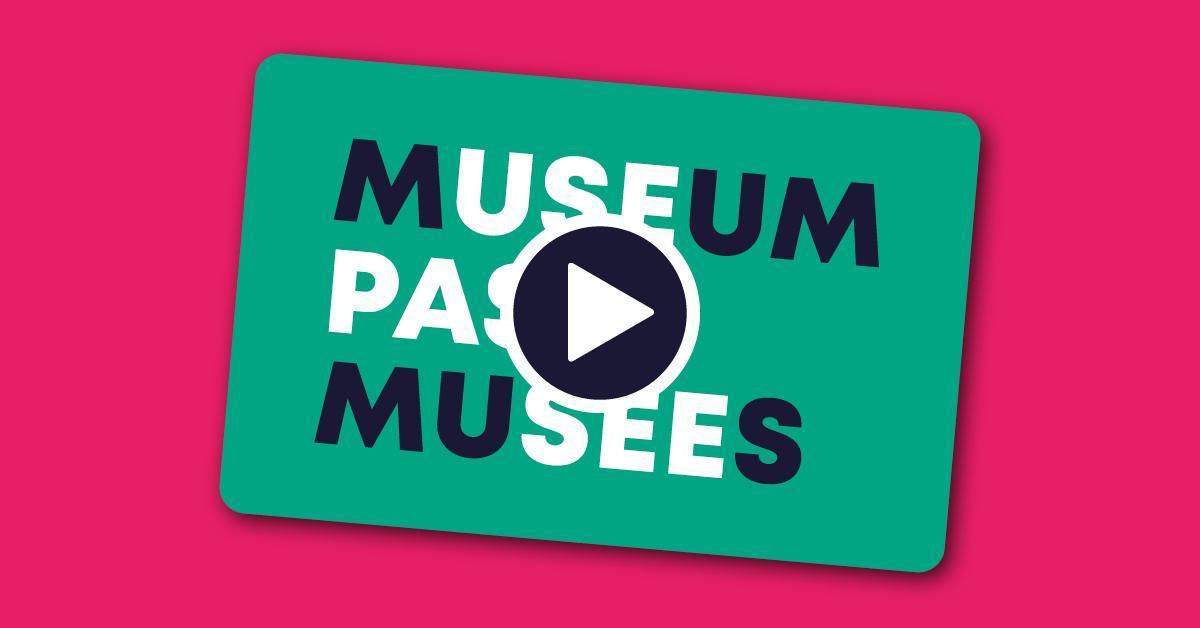 museumpas actief