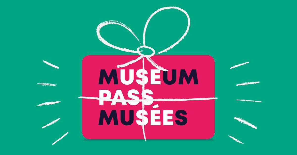 pass musées cadeau