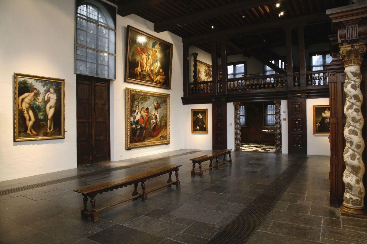 Bart Huysmans – Atelier Rubenshuis.