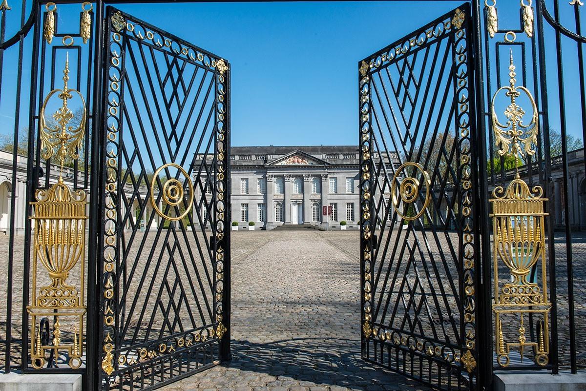 Domaine du Château de Seneffe Musée de l'Orfèvrerie de la Fédération Wallonie-Bruxelles.