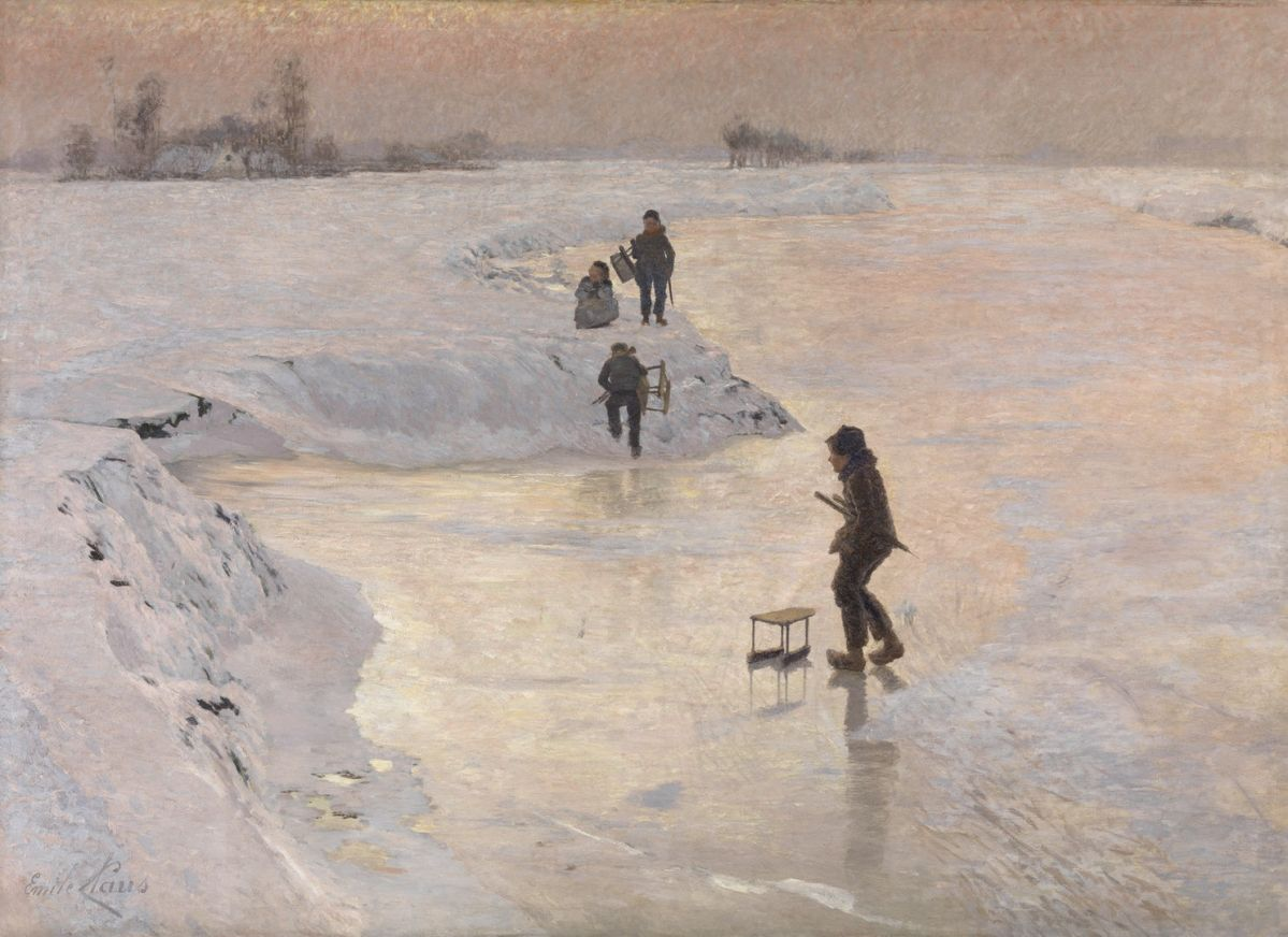 Émile Claus, Musée des Beaux-Arts de Gand