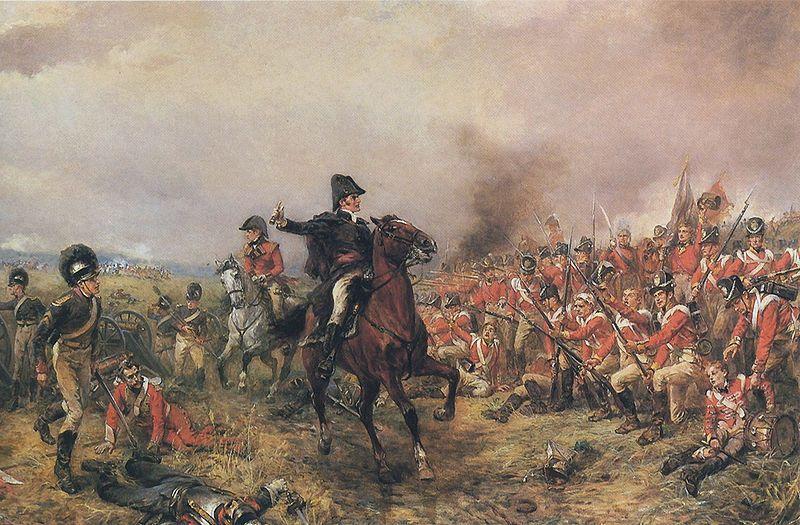 Musée Wellington – la bataille de Waterloo.